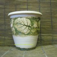 Лист накладной, зеленый, д.12-40см, цена 120-1800руб