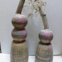Танго, интерьерные вазы, в.70 см-4000 руб, в. 60 см, цена 3000 руб